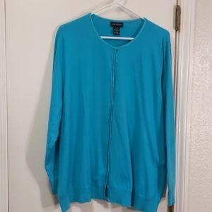 Turquoise Sweater- 22/24